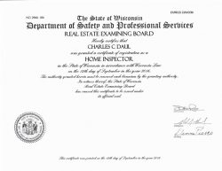 Certification-of-Wisconsin-Home-Inspector